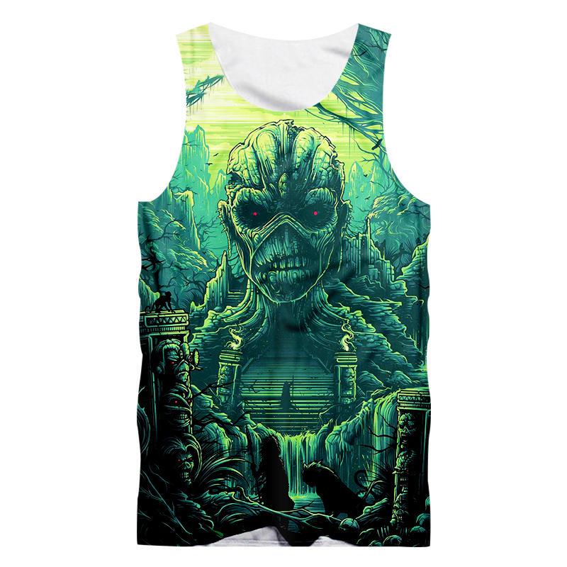 Street Dogs T-Shirt Vest Tank-Top Singlet Mens Womens Unisex