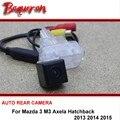 Para Mazda 3 M3 Axela Hatchback 2013 ~ 2015 Car Câmara de Visão Traseira/invertendo Parque Camera/HD CCD de Visão Noturna sem fio de arame