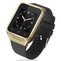 Android 4 4 Smart Watch Phone Dual Core Supports GSM 3G WCDMA Bluetooth 4 0 Wifi
