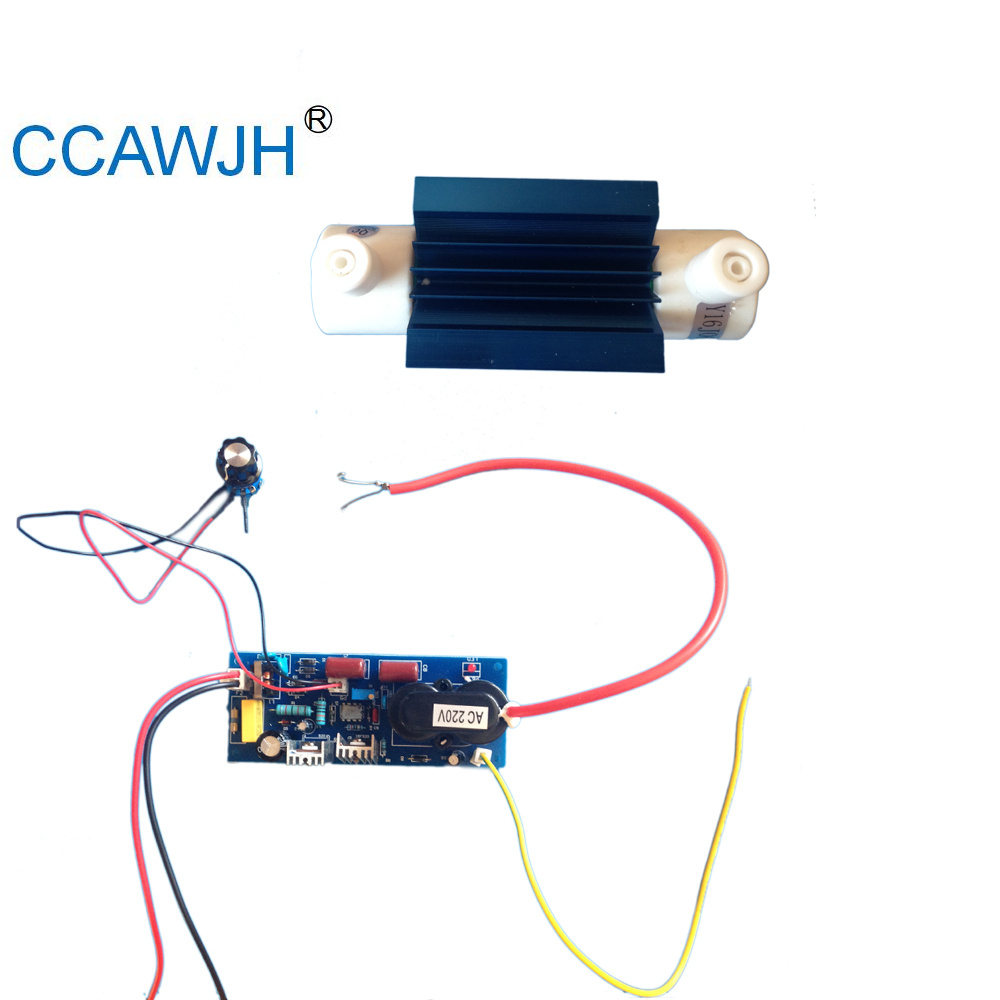 0 1g Silica Tube Ozone Generator Output Adjustable With Ac Potentiometer Wiring Optional Accessory