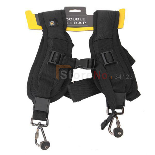 Camera Double Shoulder Neck Sling Quick Strap Screw For nikon DSLR V2 J2 J3 D90 D3200 D7100 D7000 D5300 D5200 D300 D610 D600