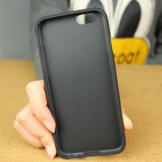 Naruto and Kurama Chibis iPhone Case