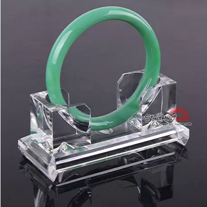 Free Shipping!!Clear Acrylic Detachable Bracelet Jewelry Watch Display Holder Stand Rack