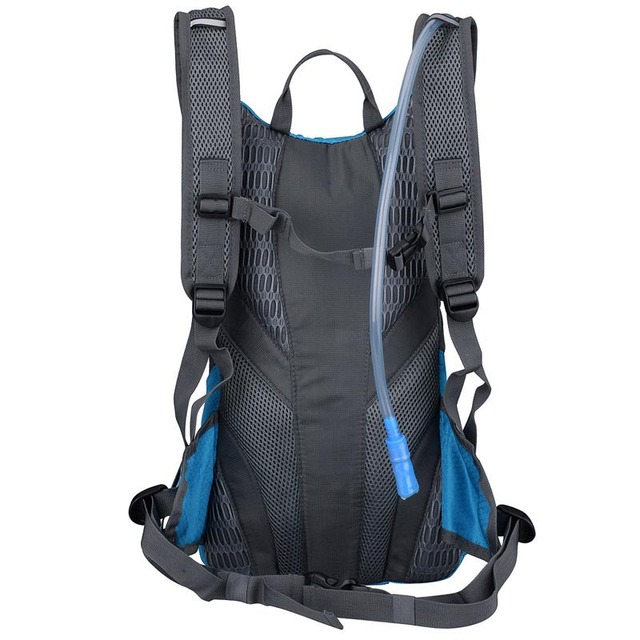 Outdoor Riding Solar Charging Backpack  5