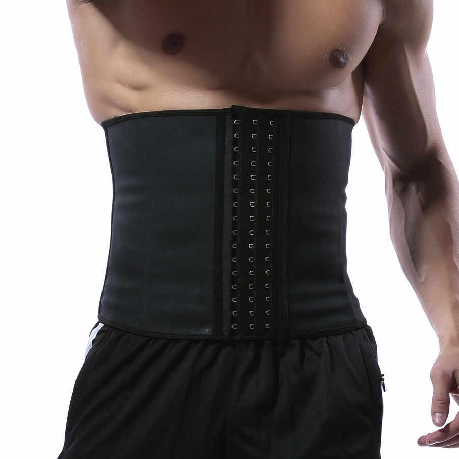 Мужской пояс похудения
