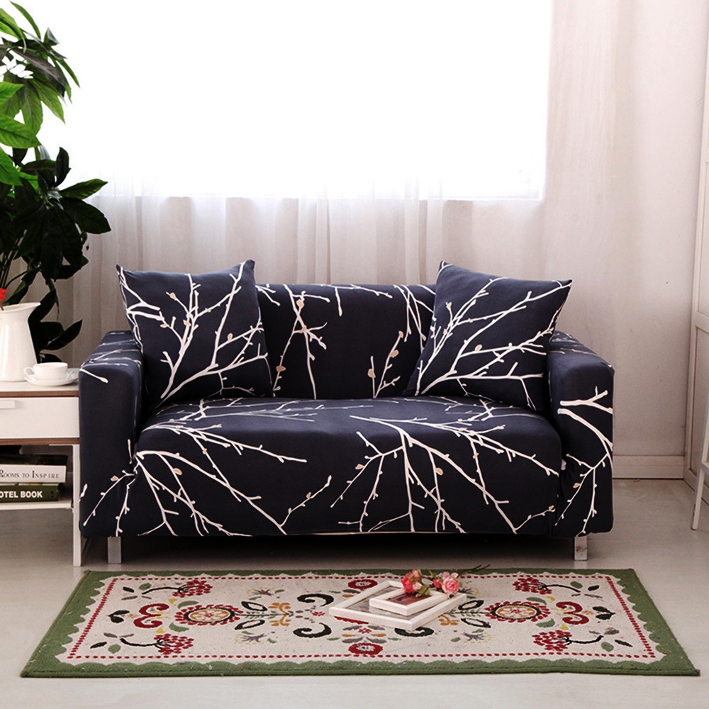 Groovy Universal Slipcovers Sectional Elastic Stretch Sofa Cover For Living Room Furniture Couch Cover L Shape Single Two Three Seat Couch Slipcover Ncnpc Chair Design For Home Ncnpcorg