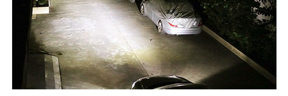 HLXG 2Pcs 9000LM H4 led 4300K Yellowish CSP Chips H11 H8 LED H7 H1 H3 52W 9000LMset 9005 HB3 9006 HB4 Bulbs Car Headlight 6000K (10)