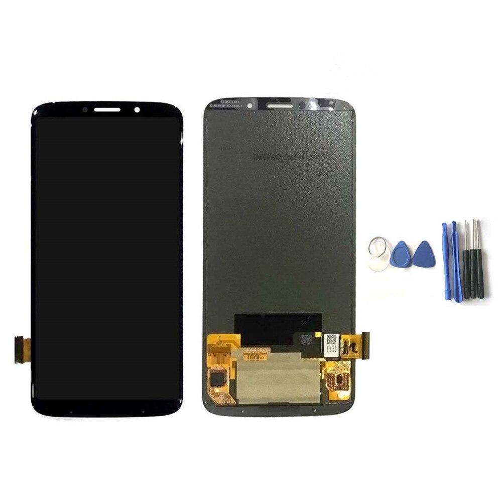 Écran LCD de remplacement pour Motorola Moto Z3 Play XT1929 LCD écran tactile affichage numériseur assemblée lcds panneau pièces de réparation