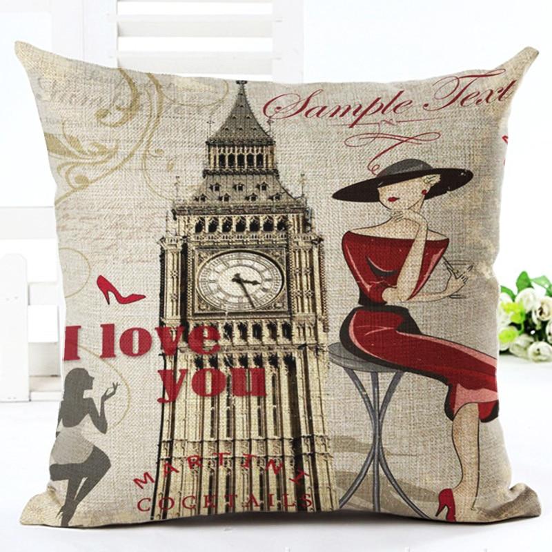 √2016 New Arrival Creative Fashion Floral Houseware Cojines Chair