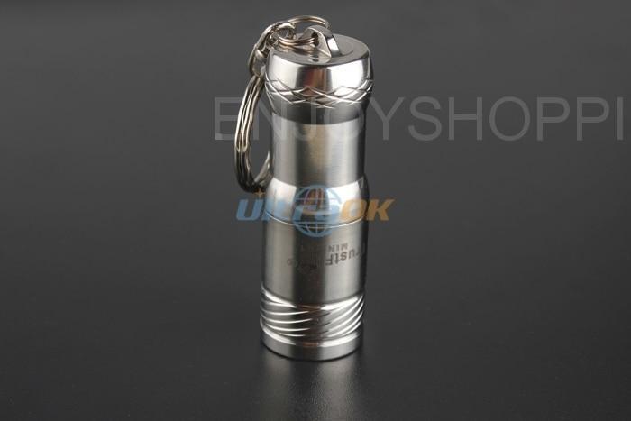 1000 Lumens Mini LED Flashlight Super Bright Mini CREE XML T6 LED Flashlight Torch Keychain Lamp + 3V CR123A Battery mini portable xml t6 keychain led flashlight torch 3 mode 1600 lumen lighting lamp red zaklamp good quality