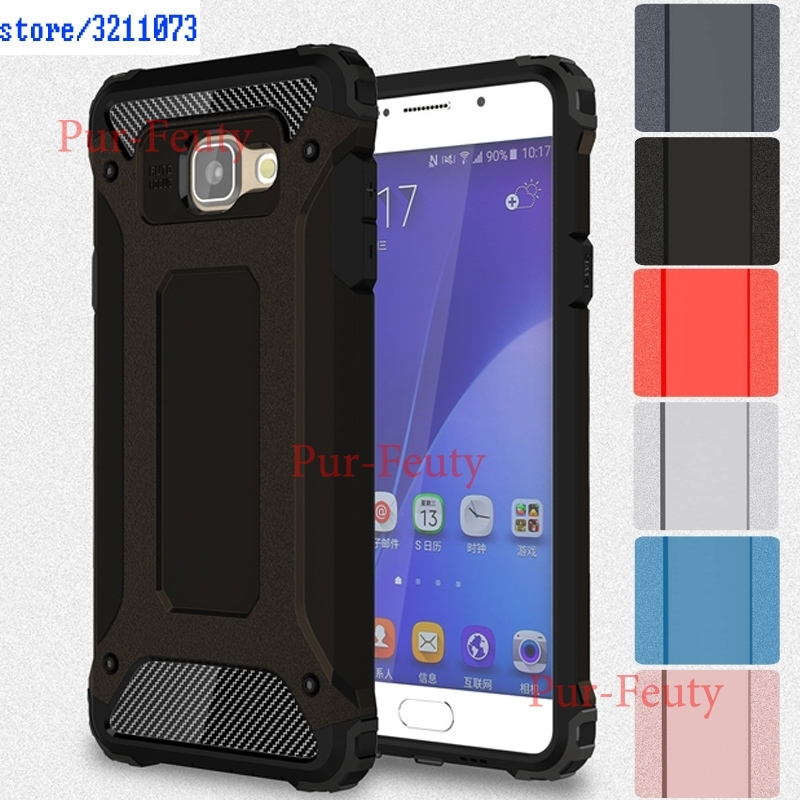 Phone Case for <font><b>Samsung</b></font> <font><b>Galaxy</b></font> <font><b>A5</b></font> 2016 A 5 <font><b>510</b></font> A510 Case Hybrid Armor Cover A56 SM-A510 SM-A510F/DS SM-A510FD A510F/DS A510M Bag image