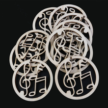 Musical Note Christmas Hanging Decorations