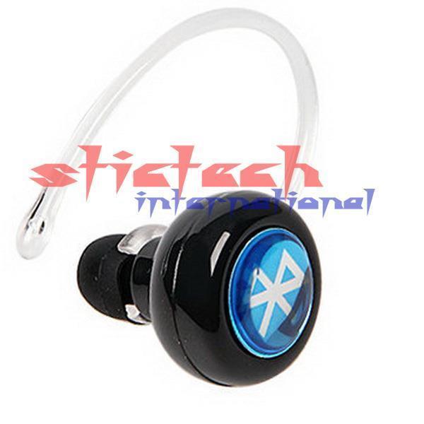 Durch Dhl Oder Ems 50 Stücke Neueste Super Mini Bluetooth 4,0 Drahtlose Hände-freies Mono Mit Einem Mikrofon, Unterstützung 2 Telefon Anrufe Reich Und PräChtig