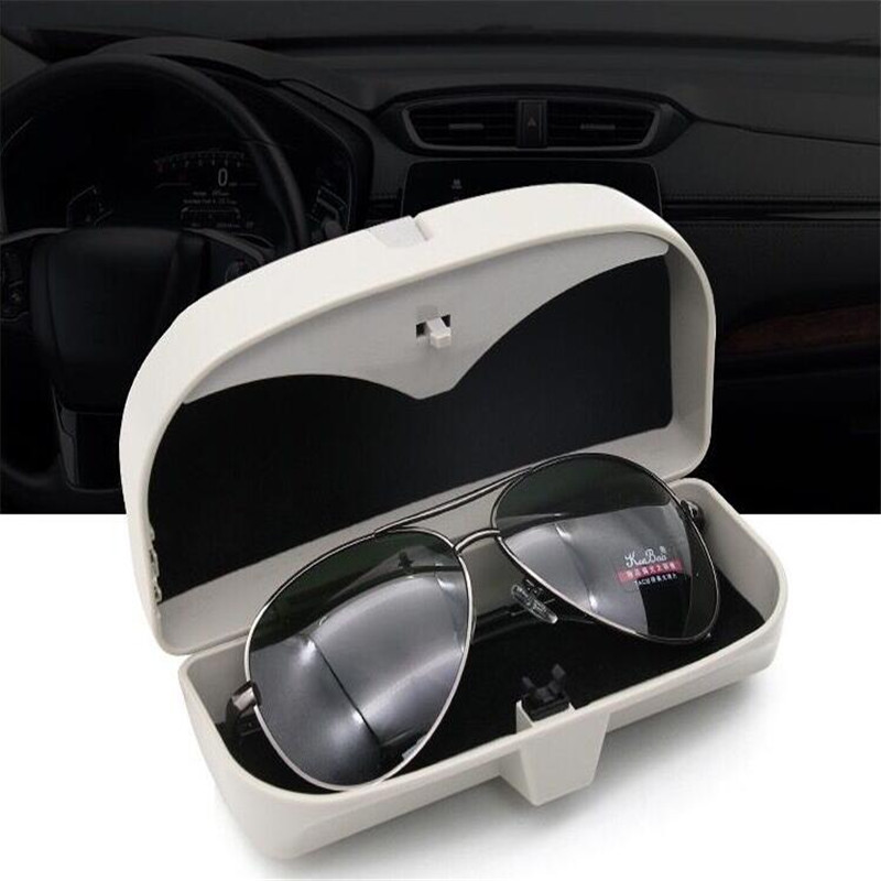 Car Sunglasses Glasses Storage Case Box Holder for ACURA Legend CL MDX RL TL Integra RDX TSX RSX ILX EL CSX RLX TLX ZDX SLX ...