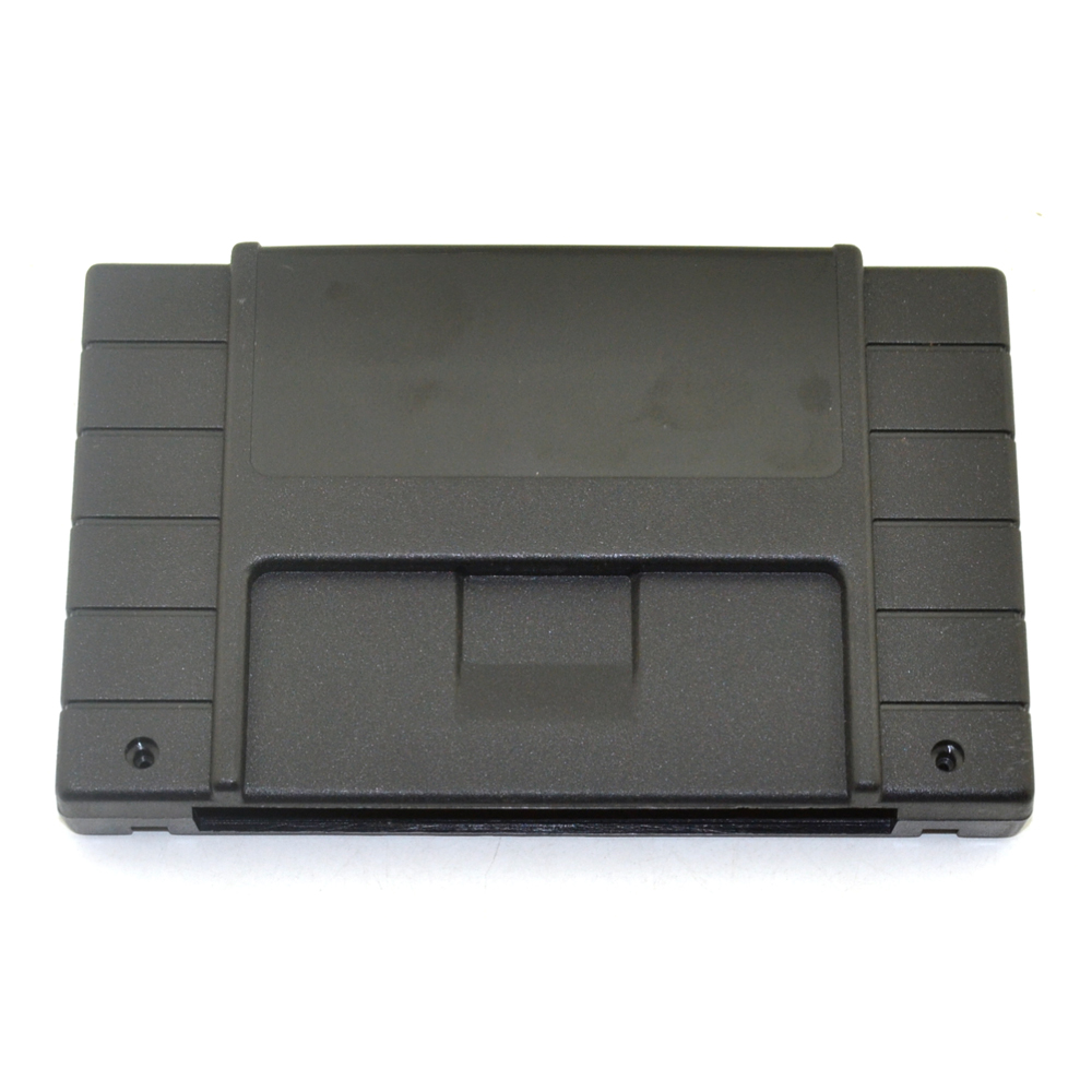 100pcs Game Cartridge Replacement Plastic Card Shell For S-F-C For S-N-E-S Game Console US Version