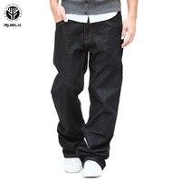 RUELK 2019 Men Cotton Straight Classic Jeans Spring Autumn Male Denim Pants Overalls Designer Men Jeans High Quality Size 27 48