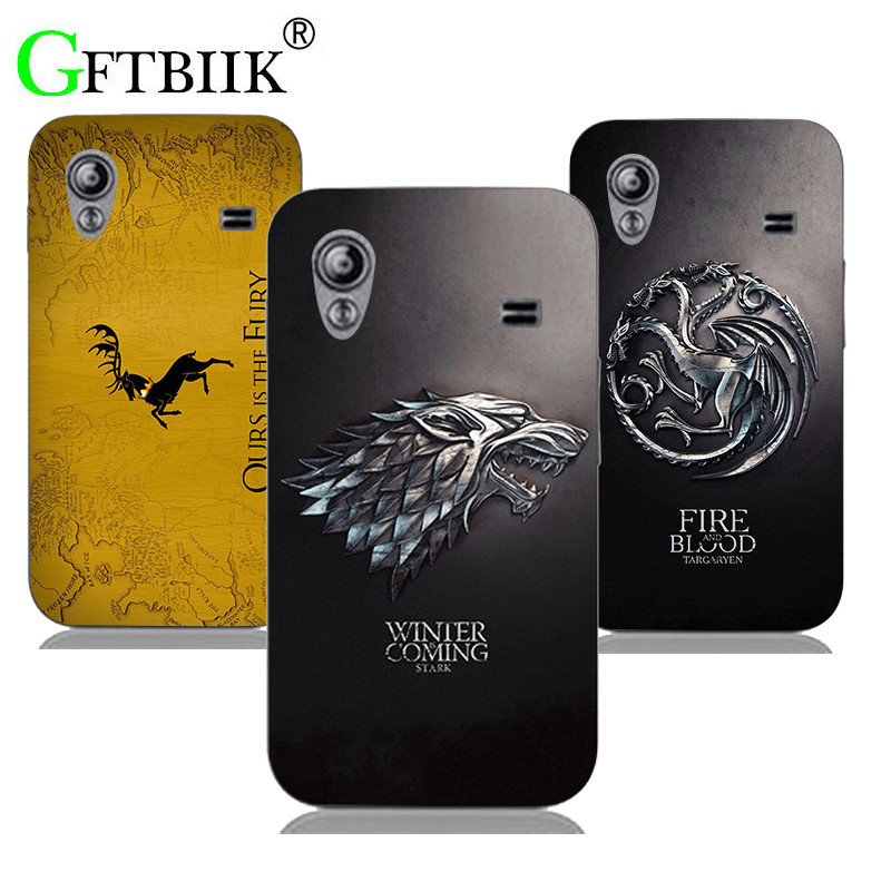best galaxy ace game thrones case list and get free shipping