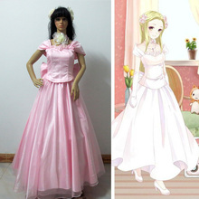 Love Stage!! Izumi Sena MV Wedding dress with necklace Cosplay Costume