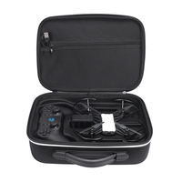 PU EVA Waterproof Carry Bag for DJI Tello & GameSir T1d Remote Control Charger Batteries & Accessories Protective Storage Case