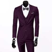 Mens Formal Dress Suit Set