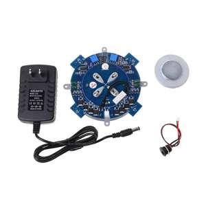 Magnetic Levitation Machine Core DIY Kit Magnetic Levitation Module With LED Lamp