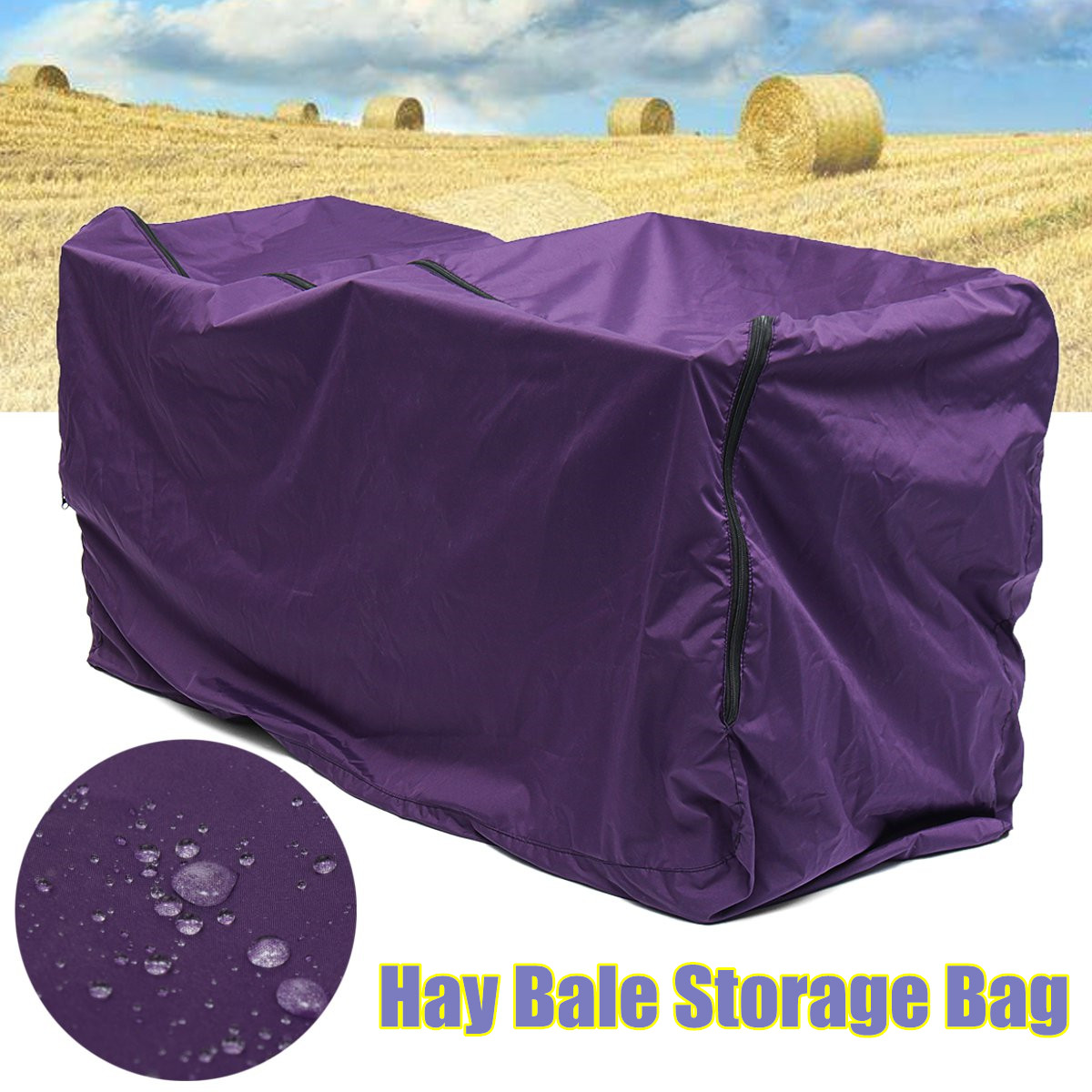 Purple Hay Bale Bay Carry Storage Water Ski Wake Board Camping Horse Riding Gear In Bags From Home Garden On Aliexpress Alibaba Group