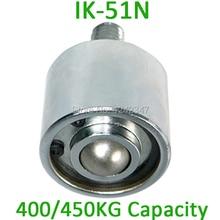 IK-51N M24 болт крепления углеродистой стали 400/450kgs мяч castor тяжелые нагрузки 51 мм мяч вниз с помощью IK51N мяч передачи единиц