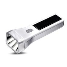 YAGE-3895/3897 LED Solar light Engergy Charging Rechargeable Portable Torch Light 2-mode Lanterna Led Linterna Lampe Torche