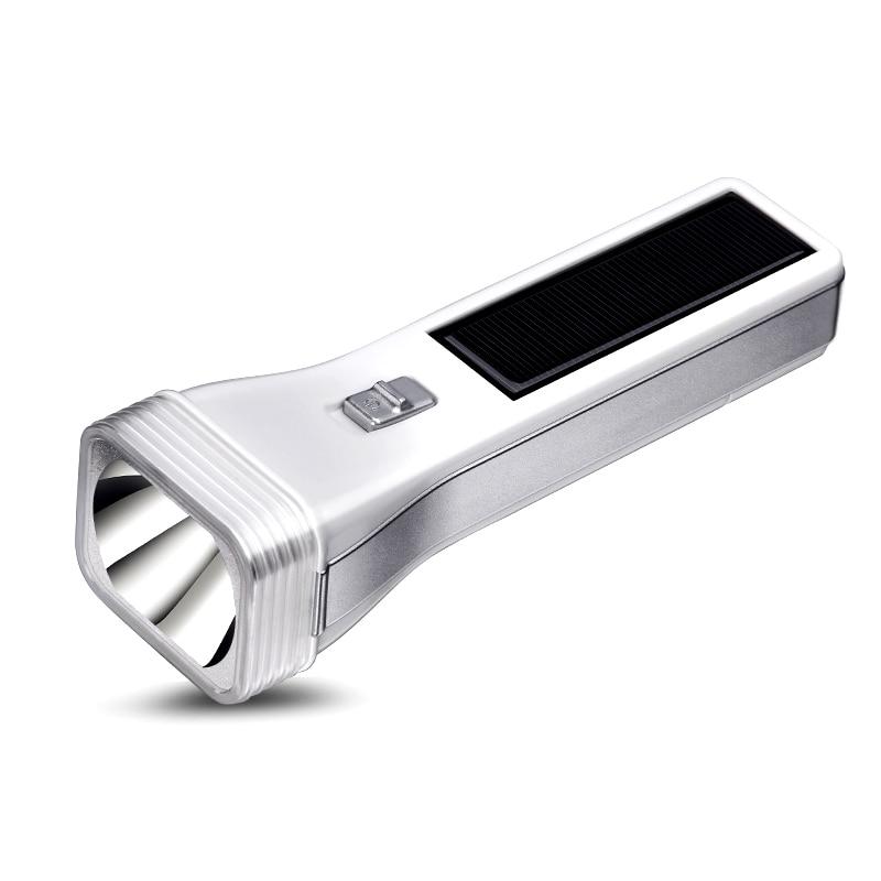 YAGE LED Solar Power LED Taschenlampe Im Freien Wasserdichte Energiesparende Multifunktions Taschenlampe Harte Licht 400 mah Batterie