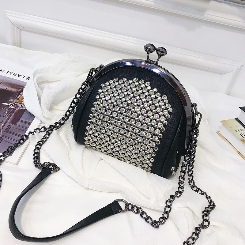 558cb9c7aa Evening Thank You Sequins Bags Women Small Tote Bags Crystal Bling Bling  Fashion Lady Bucket Handbags Vest Girls Glitter Purses