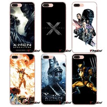 Xmen X-men Art Poster TPU Silicone Case For iPhone X 4 4S 5 5S 5C SE 6 6S 7 8 Plus Samsung Galaxy J1 J3 J5 J7 A3 A5 2016 2017(China)