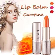 1pc Lipstick Moisturizer Rich in carotene Smooth Lip Stick Long Lasting Lip Pregnant women Lipstick Cosmetic Beauty Makeup YE25