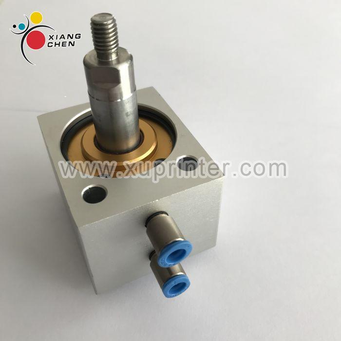 2 PCS 00 580 4163 Short stroke Pneumatic Cylinder SM102 CD102 SX102 Offset Printing Machine Spare