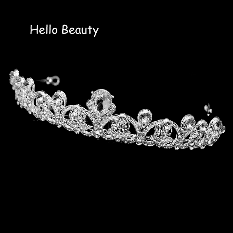 ASNORA European Designs Vintage Peacock Crystal Tiara Wedding Crown Bridal  Tiara Accessories Rhinestone Tiaras Crowns Pageant 0857dd9664fb