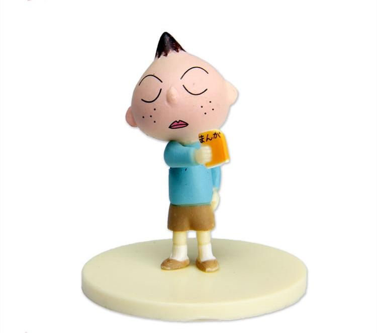 Chibi Maruko Chan Capitulo 4: Chibi Maruko Chan Action Figure PVC 3cmx4.7cm X 1-in