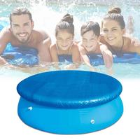 396CM Above Ground Pool Ground Cloth Pool Inflatable Cover Accessory Swimming Floor Cloth Ground Fabric Kids Inflatable Pool