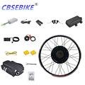CBSEBIKE комплект для переоборудования электрического велосипеда 28 дюймов 36 в 48 в 250 Вт 500 Вт 1000 Вт для заднего колеса велосипеда мотор HA05-28
