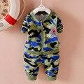 Newborn Sets Baby Boys Girls clothing set Children Outwear Jackets With Zipper + Pants 2pcs Sports Suit Kids Outfits