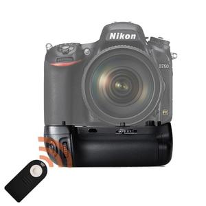 Image 3 - Capsaver 니콘 d750 카메라 용 수직 배터리 그립 MB D16 교체 멀티 파워 배터리 홀더 EN EL15 리모컨으로 작동