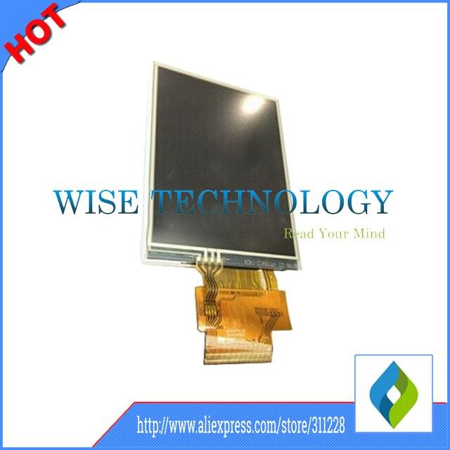 Для Intermec CK3E ЖК-экран с сенсорной панелью экрана планшета запчасти, коллектор данных ЖК-ДИСПЛЕЙ