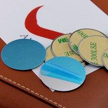 1pcs 40*0.3 Metal Plate disk iron sheet For Magnet Car Metal iron Plate For Magnetic Car Phone Holders Earphone Accessories цены