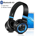 High Quality Headphones for Huawei P9 lite Mate 9 Headset with Mic TF Card Wireless Headphone Bluetooth Headset for Computer