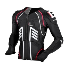 Motorcycle Armor Suit Anti-Fall Soft Body Locomotive Protective Gear Riding Breathable Thin