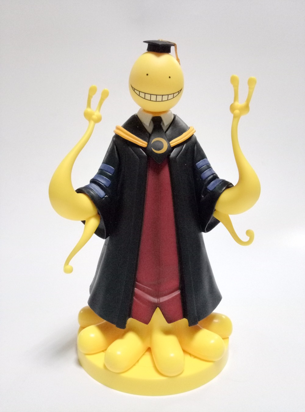 Korosensei Assassination Classroom DXF Original Loose Package Figure KORO Sensei 17CM PVC Action Figure Collectible Toy купить недорого в Москве