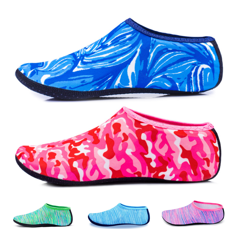 Diving Socks Breathable Beach Anti-skid Water Sport Underwater Swimming Fins Quickdry Snorkeling Sea Surfing Non-slip Shoes