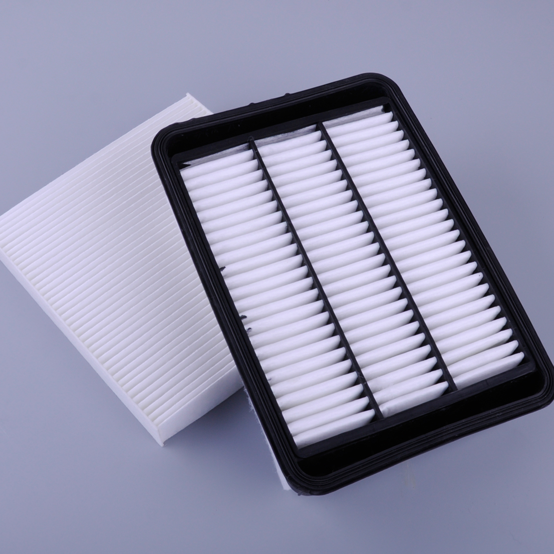 Beler Engine & Cabin Air Filter Replacement Fit For