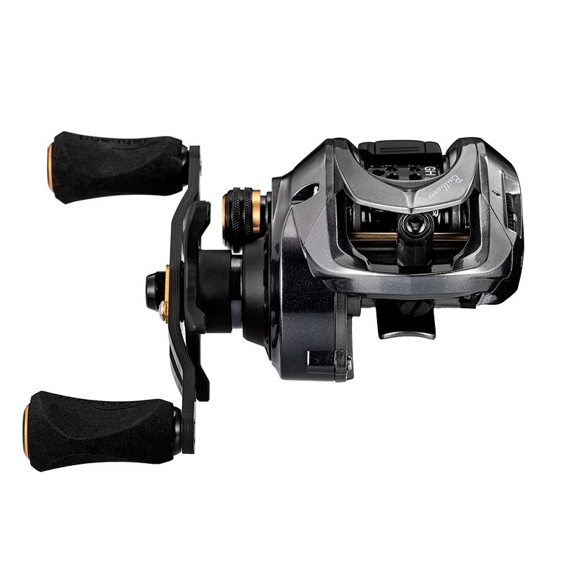 Image 2 - Fishband GH100 Reel Micro material Water Drop Wheel Carbon Ultra light Throwing Dynamic Magnetic Brake Anti explosion Line Reel-in Fishing Reels from Sports & Entertainment
