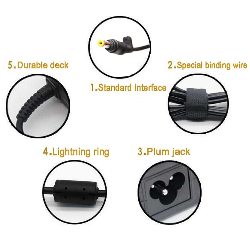 Ładowarka AC do laptopa Wymień zasilacz 18,5 V 3,5 A 4,8 * 1,7 mm - Akcesoria do laptopów - Zdjęcie 5