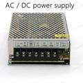 Adaptador AC LED/DC 12 V 50 W dupla saída fonte de alimentação Interruptor de Alimentação para LED Strip Luz comutação de Transformadores de Iluminação