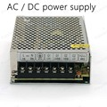 LLEVÓ adaptador de AC/DC 12 V 50 W de salida dual de la fuente de alimentación Interruptor de Alimentación para la Tira LLEVADA Luz Transformadores de Iluminación de conmutación